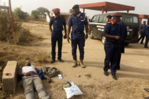 Image result for Seven passengers, driver killed as NSCDC operatives shoot commercial bus
