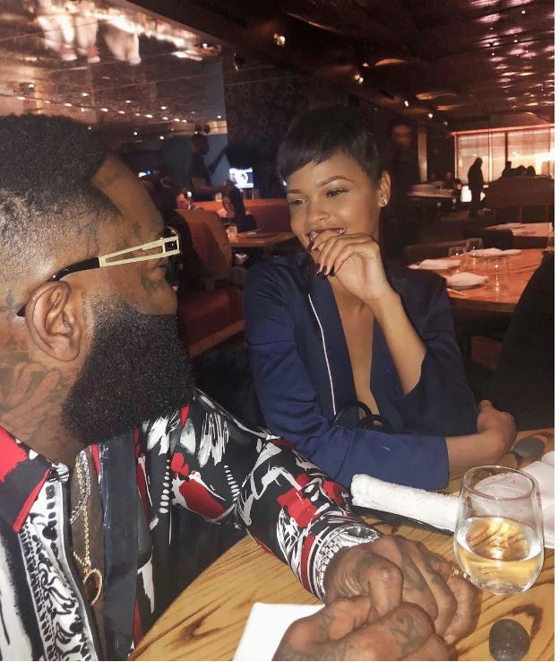 Meet Rick Ross' new girlfriend; she's got beauty and ...