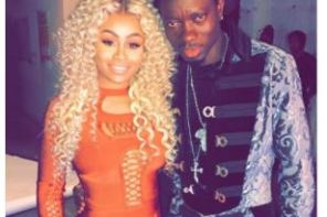 Popular comedian, Michael Blackson denies he's the man in Blac Chyna's s3x tape and you won't believe his reason