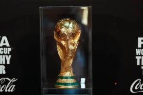 Catch the World Cup Trophy Tour Fever: What to Expect