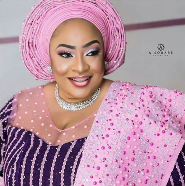 Your Are Not A Good Celebrity If Your Life Cannot Motivate Others: Foluke Daramola