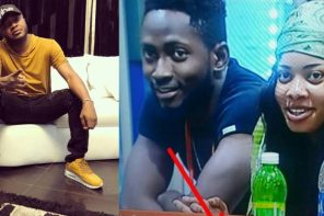 #BBNaija: McGalaxy praises Miracle for always standing up for Nina