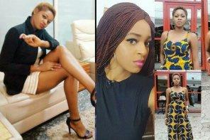 #BBNaija: Housemate Ahneeka self servicing In The House (Video)