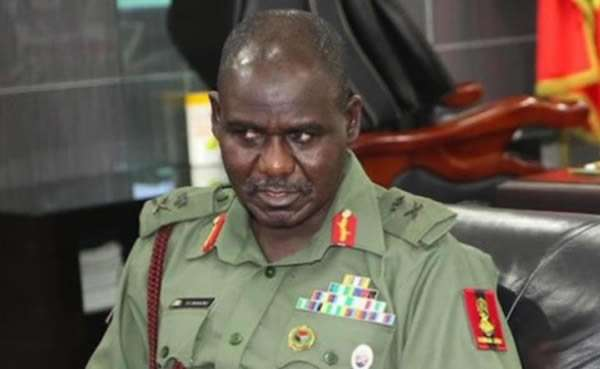 army chief buratai loses father - Poor funding of Army responsible for increasing security challenges – Buratai