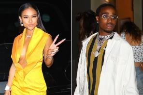 Karrueche Tran 'Asks' for Rapper Quavo to Send Her a Photo of His D*ck