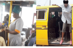 Though people look down on us, we're proud of our job – Lagos female bus conductors
