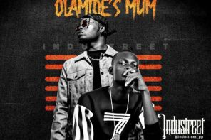 UPCOMING ARTISTE RELEASES TRIBUTE TO OLAMIDE'S MUM