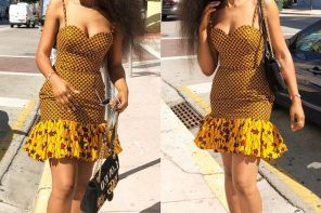 Slay Corner: The Ankara Styles breaking the internet at the moment