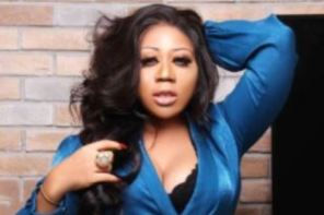 Nollywood Actress Moyo Lawal Has A Word For Body-Shamers