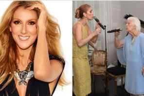Celine Dion Celebrates Her Mom's 91st Birthday With Mother-Daughter Duet
