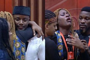 #BBNaija: My Biggest Regret Is Crying When Leo Was Evicted – Alex