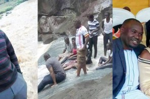 Man Drowns At A River Few Months To His Wedding (Photos)