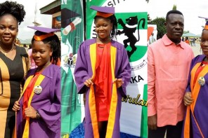 Nigerian Woman Celebrates Her Maid Of 13years Who Recently Gained Admission Into A Higher Institution