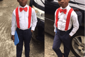 Wizkid First Son Bolutife Set To Launch Clothing Line