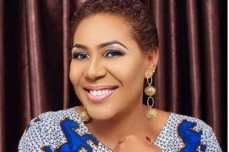 Nollywood Actress Shan George Celebrates Birthday [Pictures]