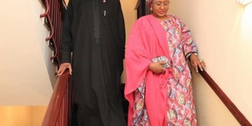 President Buhari Appoints Six New Aides For Spouse
