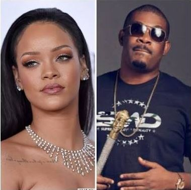 Don Jazzy Shares Photo Of Rihanna In His Bed