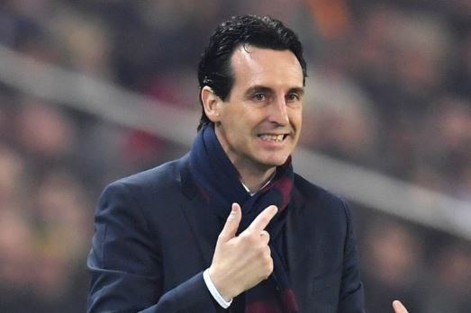 Arsenal Sack Unai Emery With Immediate Effect