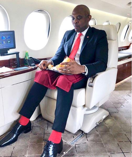 Two Key Ways Nigerians Can Leave Abject Poverty - Tony Elumelu