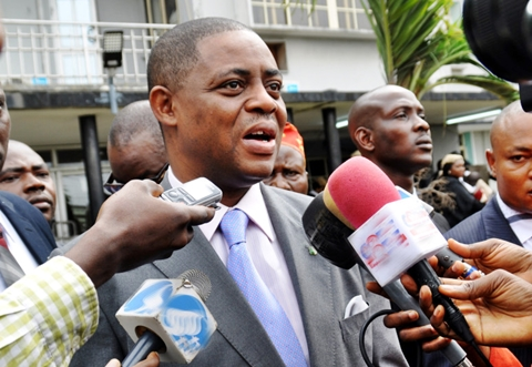 buhari stole the presidency ffk reacts to buharis claim of being removed for fighting corruption - Extra-Judicial killings come naturally to Buhari