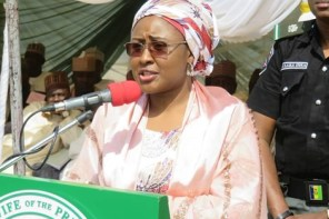 "Aisha Buhari ""Name Calling"" Her Husband – See What Nigerians Are Saying"