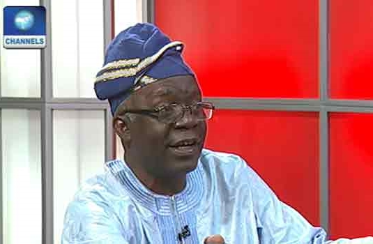 femi falana speaks on the unacceptable and degrading treatment of dino melaye - 'Where are the 15 people you detained illegally in 2015' – Falana asks Nigerian Navy
