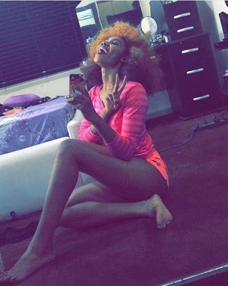 meet the hot nigerian girl with the bum bum that talks photosvideo 2 - Meet the Sizzling Nigerian Woman with the Bum Bum that 'Talks' (Images+Video)