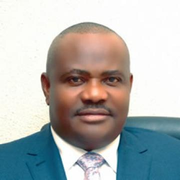 wike speaks on buharis anti corruption war - Rivers State: Wike, PDP moves closer to victory
