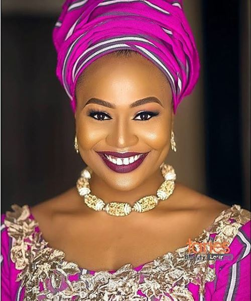 wow ex bbnaija housemate vandora becomes a hausa bride in beautiful new photos - 'It hurts when people say I look older than my age' – BBNaija's Vandora