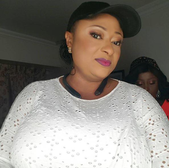 Actress Ronke Oshodi Oke