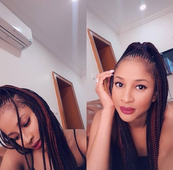 adesua etomi writes says she was constantly being hurt by people she cared about