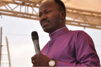 "Very few pastor have the ""christ-like"" mind of apostle Johnson Suleman"
