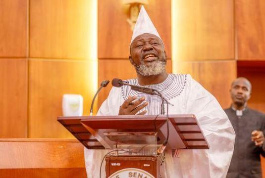minister adebayo shittus faction dumps apc in oyo - FG promise Nigerians free internet access