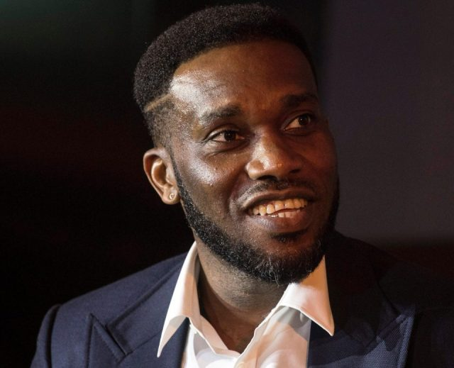 okocha blames moses ighalo for super eagles loss to argentina - Who is better, Jay Jay Okocha or Mikel Obi??? Nigerians react