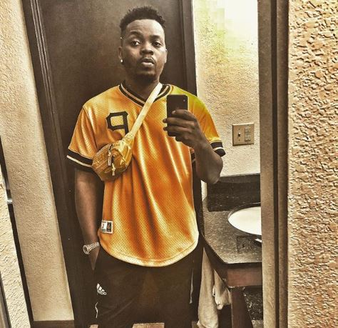 Rapper Olamide Laments About Coronavirus (Picture)