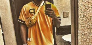 Rapper Olamide