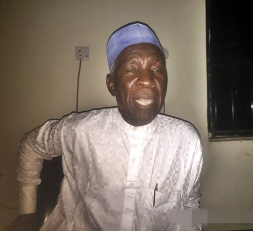 buhari didnt want alliance with tinubu in 2013 buba galadima reveals - Nigerians Come Hard On Buba Galadima For Criticising Buhari