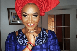 Kate Henshaw: Something needs to be done about people peeing in public