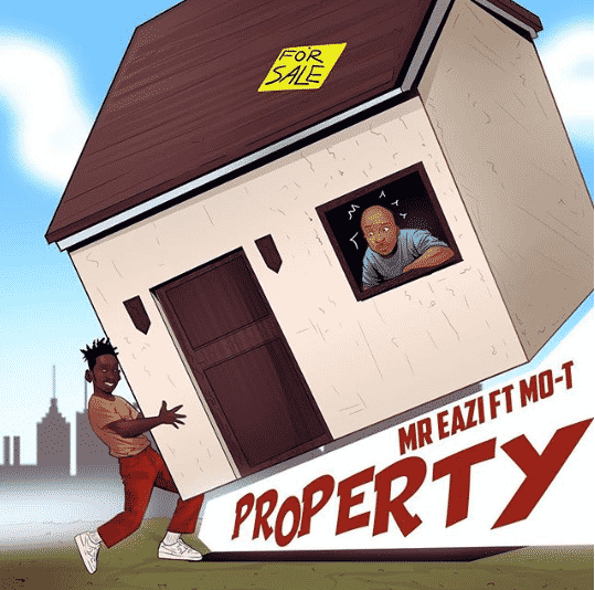 Mr Eazi ft Mo-T Property music