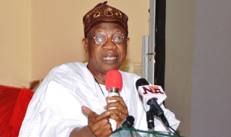 nigeria is making steady progress 80 of what is on social media is fake lai mohammed says to nigerians in diaspora - Buhari to dissolve cabinet on May 22