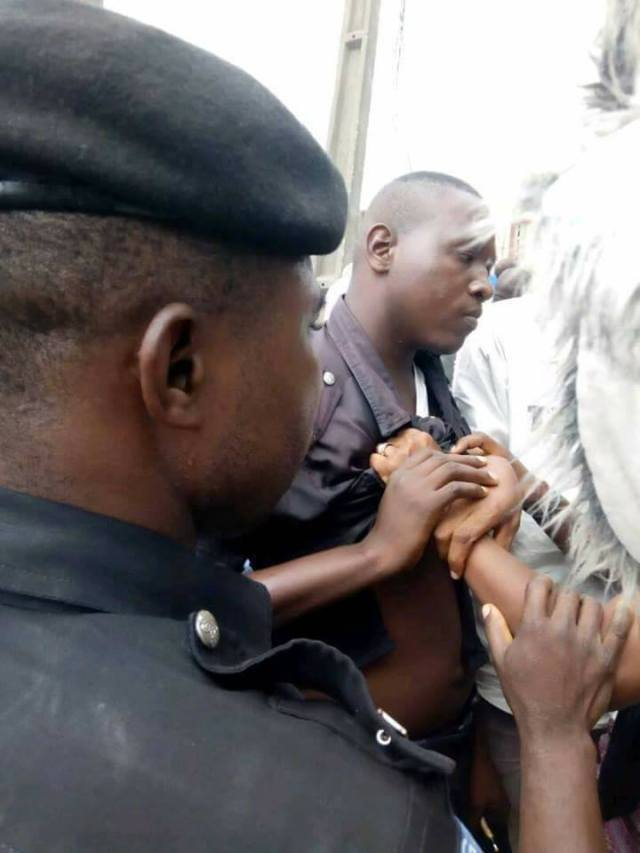 Nigeria police are the most irresponsible and most insane set of people