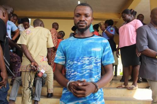 update boyfriend of ex ondo deputy governors daughter khadijat oluboyo remanded in prison - Just In: Court sentences killer of former Ondo deputy governor's daughter to death