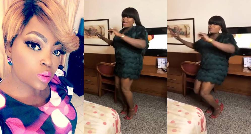 funke akindele celebrates 5 million followers on instagram video - See the major cause of electoral violence in Nigeria – Funke Akindele Bello
