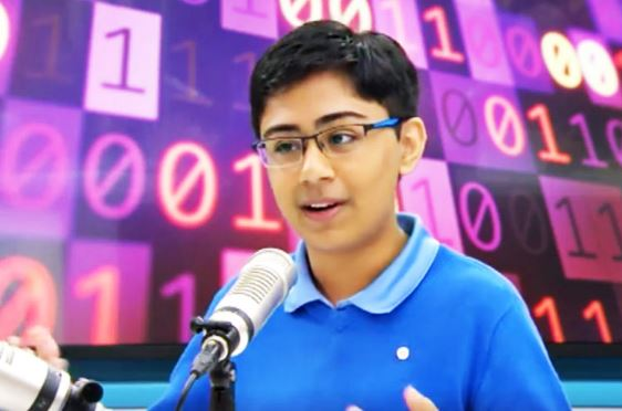 Meet 14 Year Old Tanmay Bakshi Who Works For Google Earns