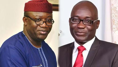 Rule without bitterness!!! PDP Ekiti Guber candidates congratulate APC's Fayemi