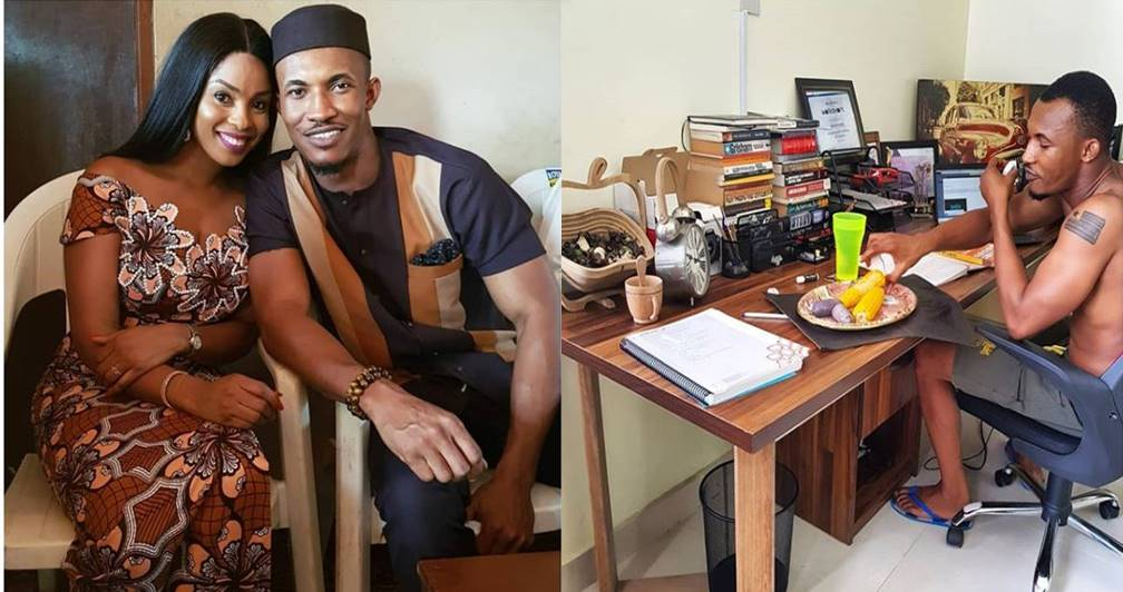 """Put ego aside and submit to your woman"" - Gideon Okeke gives marriage advise to men"