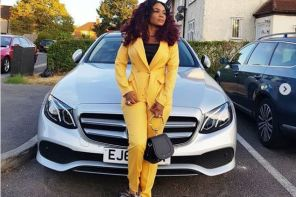 """""""always remember there is no late comer in success so why kill my soul over nothing."""" – Iyabo Ojo Says As She Step Out Looking """"All Sweet""""(Picture)"""
