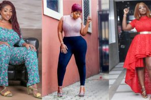 Nollywood Actress, Anita Joseph, Reveals The Identity Of The Lady That Has Been Duping People By Using Her Name