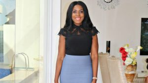 my sister is richer than yours linda ikejis brother boasts as she buys a new car - Check Out This Rare Photo Of Linda Ikeji