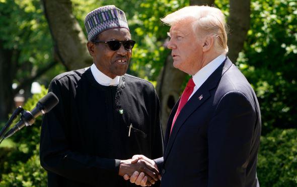 Bu Trump4 - Nigerians react as US suspends 'dropbox' indefinitely